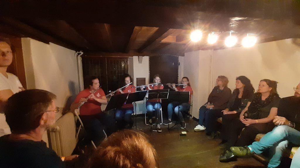 QLite Optreden Kunstnacht