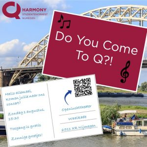 Do You Come To Q?!